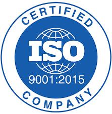 Vonhaucke certificación ISO 9001:2015